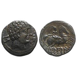 Spain, Bilbilis, late 2nd-early 1st century ...