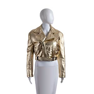 GIANNI VERSACE CHIODO IN PELLE ...