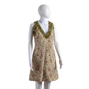 ANNA MARIA FANUCCHI LACE DRESS  60s  A 60s ...