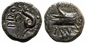 Central Italy, Uncertain, c. 2nd-1st century ...