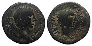 Tiberius and Divus Augustus (14-37). ...