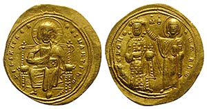Romanus III (1028-1034). AV Histamenon ...