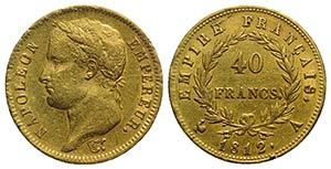 France, Napoleon Bonaparte (1804-1814). AV ...