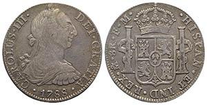 Mexico, Carlos III (1759-1788). AR 8 Reales ...