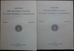 Memorie dellAccademia Italiana di Studi ...