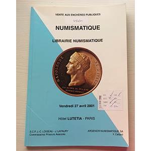 Argenor  Auction. Librairie Numismatique. ...