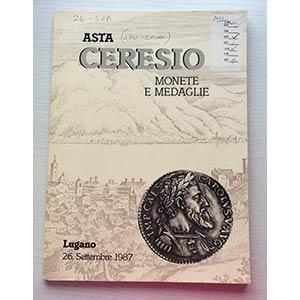 Ceresio Asta (1) Monete e Medaglie Monete ...