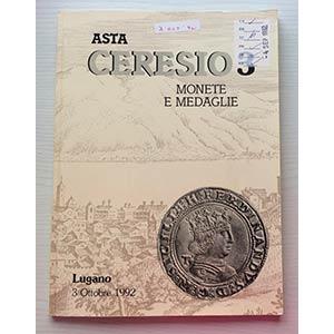 Ceresio Asta 3 Monete e Medaglie. Monete ...