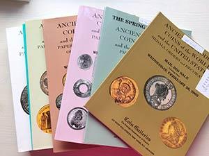 Coin Galleries Lotto di 10 Cataloghi : 16 ...