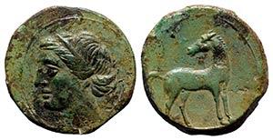 Bruttium, Carthaginian occupation, c. ...
