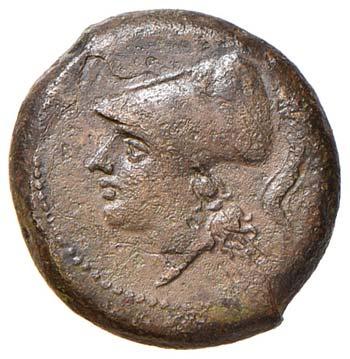 GRECHE - CAMPANIA - Cales  - AE 18 ...
