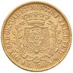 SAVOIA - Carlo Felice (1821-1831) - 20 Lire ...
