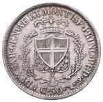 SAVOIA - Carlo Felice (1821-1831) - 50 ...