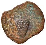 GRECHE - GIUDEA - Erode Archelao (4 a.C.-6) ...