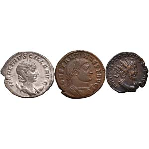 LOTTI - Imperiali  Antoniniano di ...