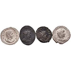 LOTTI - Imperiali  Antoniniano di Otacilia, ...