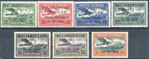 EUROPA - ALBANIA  - Posta Aerea 1928 ...