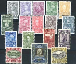 EUROPA - AUSTRIA  - Posta Ordinaria 1910 - ...