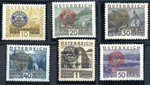 EUROPA - AUSTRIA  - Posta Ordinaria 1931 - ...