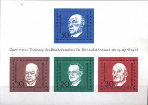 EUROPA - GERMANIA OCCIDENTALE  - Collezioni ...