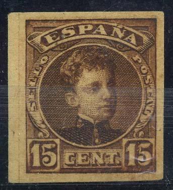 EUROPA - SPAGNA  - Posta Ordinaria 1901 - Re ...