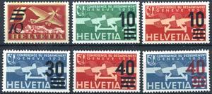 EUROPA - SVIZZERA  - Collezioni 1928-1996 ...