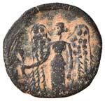 GRECHE - RE DI NABATEA - Aretas III (87-62 ...