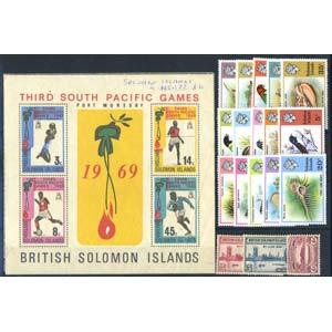 OLTREMARE - SOLOMON ISLANDS  - Blocco ...
