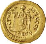 BIZANTINE - Anastasio I (491-518) - Solido - ...