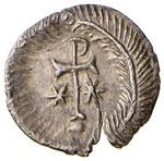 BIZANTINE - Giustiniano I (527-565) - Mezza ...