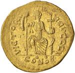 BIZANTINE - Giustino II (565-578) - Solido - ...