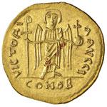 BIZANTINE - Maurizio Tiberio (582-602) - ...