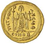 BIZANTINE - Focas (602-610) - Solido - Busto ...