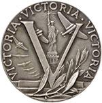 MEDAGLIE ESTERE - U.S.A.  - Medaglia 1945 - ...