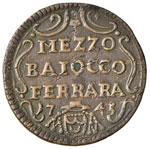 ZECCHE ITALIANE - FERRARA - Benedetto XIV ...