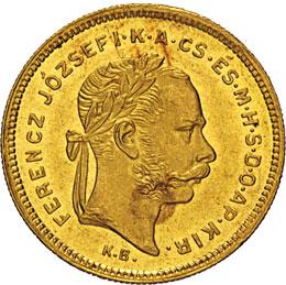 UNGHERIA - FRANCESCO GIUSEPPE I  ...