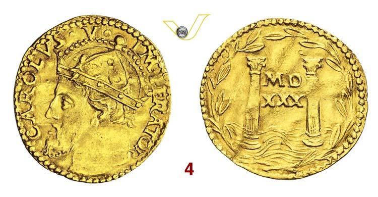 BOLOGNA  CARLO V  (1530-1556)  ...