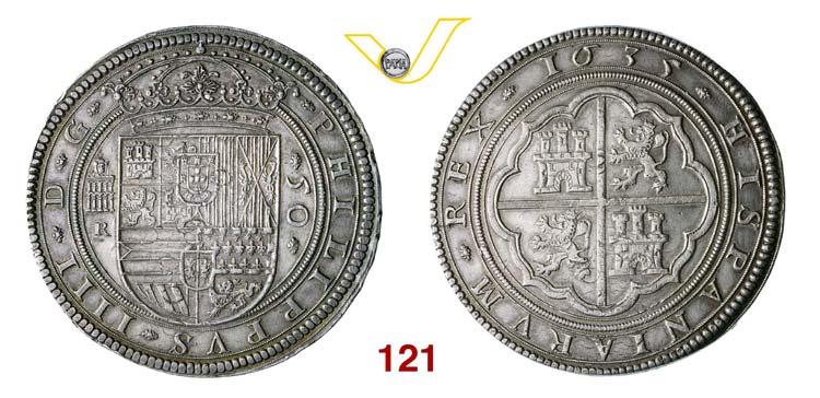 SPAGNA  FILIPPO IV  (1621-1665)  ...