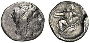 BRUTTIUM - CROTONE      (350 a.C. circa)  ...