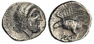BRUTTIUM - LOCRI      (350-280 a.C.)  ...