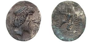 CARACENE  THIONESIOS I  (25-24 a.C.)  ...