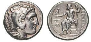 MACEDONIA  ALESSANDRO III, il Grande  ...