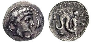 CAMPANIA - ALLIFAE      (325-275 a.C.)  ...