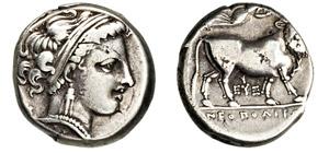 CAMPANIA - NEAPOLIS      (300-275 a.C.)  ...
