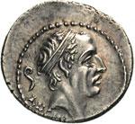 MARCIA - L. Marcius Philippus  (56 a.C.)  ...