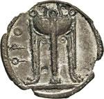 BRUTTIUM - CROTON -   (530-500 a.C.)  ...