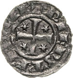 BRINDISI  FEDERICO II  (1197-1250)  Mezzo ...