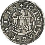CHIO  LA MAONA  (1347-1566)  Grosso s.d., ...