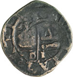 CHIO  LA MAONA  (1347-1566)  Tornese, ...