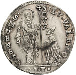 VENEZIA  SILVESTRO VALIER  (1694-1700)  ...
